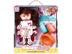 Кукла со звуком и аксессуарами (сердце), 32,5X28.5X11cm