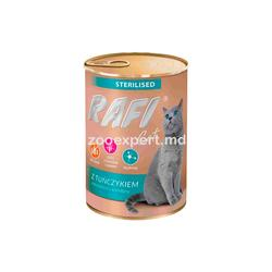 Rafi Sterilised Cat 400 gr