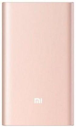 cumpără Acumulatoare externe USB Xiaomi 10000mAh Mi Power Bank PRO (Type-C), Gold în Chișinău