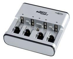 купить Зарядное устройство для аккумуляторов Ansmann 5207473 Desktop charger Photocam в Кишинёве