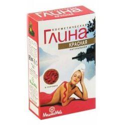 Глина косметическая «Красная» 100 гр.