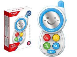 Игрушка для малышей Телефон-трубка