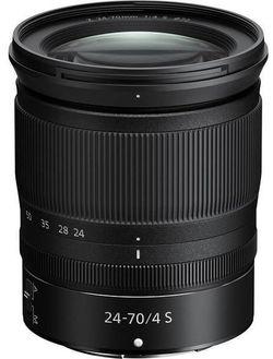 купить Объектив Nikon Z 24-70mm f4 S Nikkor в Кишинёве