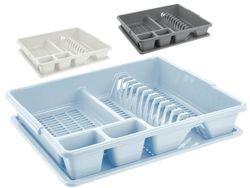 Сушилка для посуды с поддоном Tontarelli 47Х38cm, пластик