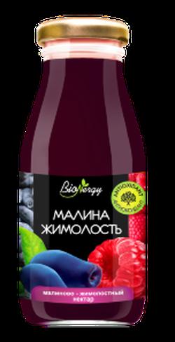 НЕКТАР МАЛИНОВО-ЖИМОЛОСТНЫЙ