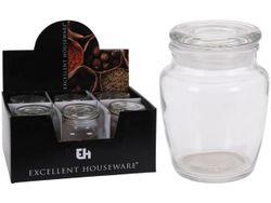 Borcan din sticla EH 150ml, 9cm