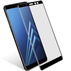 Защитное стекло Samsung A530 / A8 (5D )