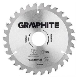 Disc de tăiere Graphite 57H654