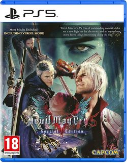 cumpără Game PlayStation Devil May Cry 5 Special Edition (PS5 ) în Chișinău