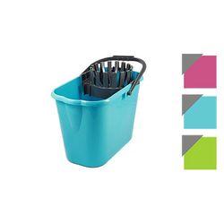 Cupă din plastic (cu dispozitiv de spalare), pentru mop de frânghie 12 l