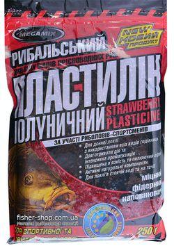 Пластилин Megamix Клубника (500гр)