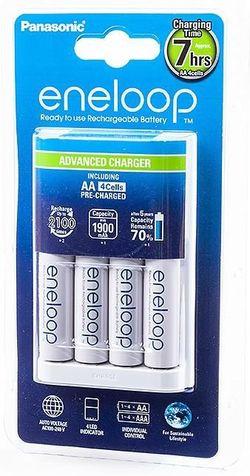 купить Зарядное устройство для аккумуляторов Panasonic K-KJ17MCC40E в Кишинёве