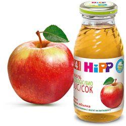 Сок яблочный Hipp, 200мл
