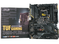 MB S1200 Asus TUF GAMING Z490-PLUS  ATX //  CPU