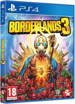 cumpără Game PlayStation Borderlands 3 (PS4 ) în Chișinău