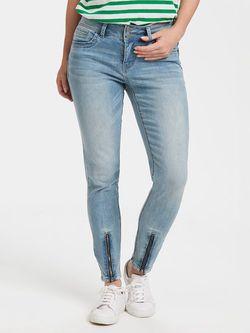 Pantaloni Fransa Albastru deschis 20605479  fransa