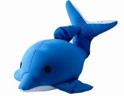 Игрушка-подушка Дельфин