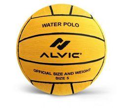 Мяч для водного поло N5 Alvic yellow (513)