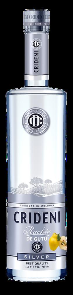 Crideni Silver Rachiu de gutui, 0.5 L