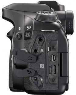 Aparat foto DSLR Canon EOS 80D EF-S 18-55 IS STM