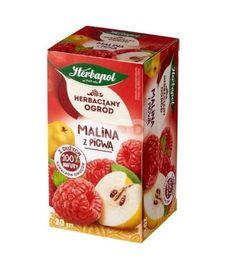 Чай фруктовый Tea Garden Raspberry with Quince, 20 шт