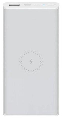 купить Аккумулятор внешний USB (Powerbank) Xiaomi 10000mAh Mi Wireless Power Bank Essential (White), Global в Кишинёве