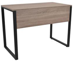 Masa de birou Deco B-100 Truffle/Black