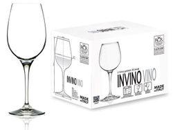 Set pahare pentru vin alb Invino 6buc, 380ml