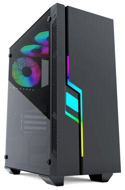 купить Корпус для ПК Gembird Fornax 2000 RGB в Кишинёве