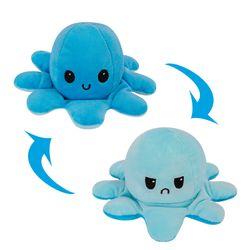Octopus Plush Reversible, Blue & Bluemarine