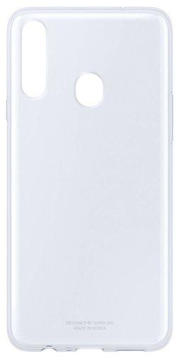купить Чехол для смартфона Samsung EF-QA207 Clear Cover Transparent в Кишинёве