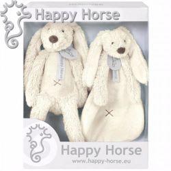 Подарочный набор мягких игрушек Happy Horse Richie Ivory