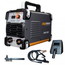 Invertor sudura MMA Procraft RWI350, 350A, Industrial, Diametru electrozi 1.6-4mm, Model 2020