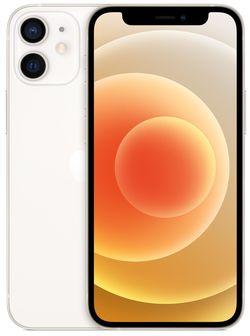 cumpără Smartphone Apple iPhone 12 mini 128GB White (MGE43) în Chișinău
