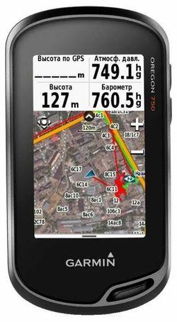 cumpără Navigator GPS Garmin Oregon 750 în Chișinău
