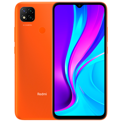 Xiaomi Redmi 9C 2GB / 32GB, Orange