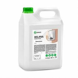 Cremă-săpun lichid Milana cu extract de pierle