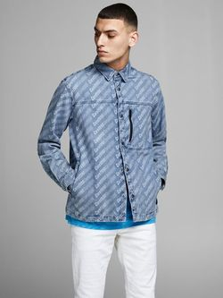 Куртка JACK&JONES Синий 12150759