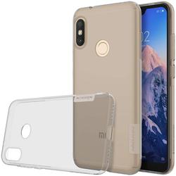 Husa pentru Xiaomi Mi A2 Lite / 6 Pro, Ultra thin TPU, Nature