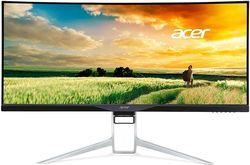 cumpără Monitor Acer Predator XR341CK Curved ZeroFrame Black/Silver (UM.CX2EE.009) în Chișinău