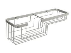 Корзинка прямоугольная Tatay 2 уровня 37X12X11.5cm, алюминий