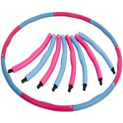 Обруч массажный Хула Хуп d=95 см Fitness Ring SL-3012 (3854)