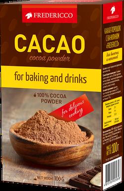 Cacao Fredericco vanilie 100gr