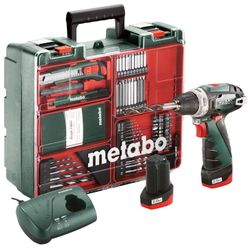 купить Шуруповёрт Metabo PowerMaxx BS Basic Workshop 600080880 в Кишинёве