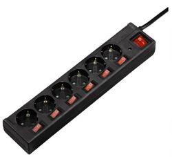купить Фильтр электрический Hama 121946 6-Way в Кишинёве