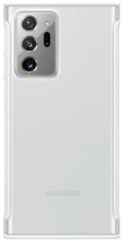 купить Чехол для смартфона Samsung EF-GN985 Clear Protective Cover White в Кишинёве
