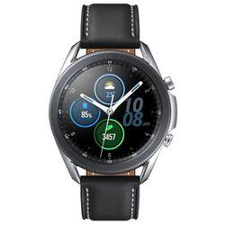 купить Смарт часы Samsung SM-R840 Galaxy Watch3 Bluetooth (45mm) Silver в Кишинёве