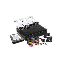 Комплект видеонаблюдения Rexant PROCONNECT
