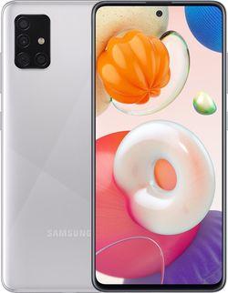 cumpără Smartphone Samsung A515/128 Galaxy A51 Metallic Silver în Chișinău