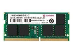 32 ГБ DDR4- 3200 МГц SODIMM Transcend PC25600, CL22, 260-контактный модуль DIMM 1,2 В